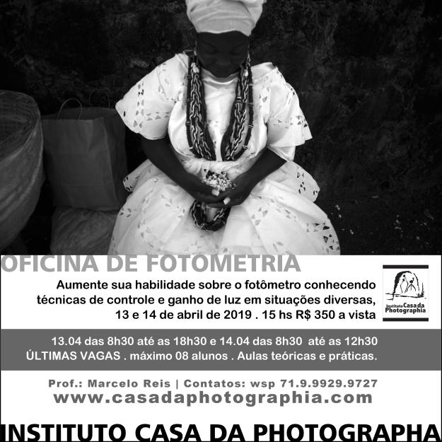 FOTOMETRIA ABRIL 2019-2